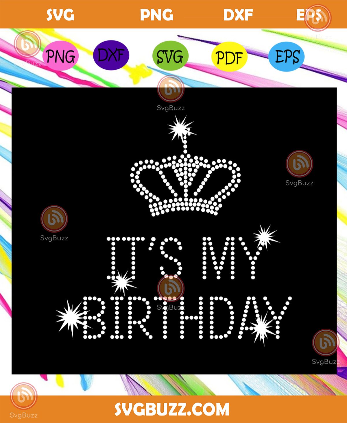 Download It's My Birthday Svg, Happy Birthday To Me Svg, My ...